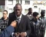 Les Mureaux   (émeutes urbaines) Kemi Seba (MDI) réagit