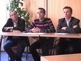Conférence de presse des élus Verts 4/4
