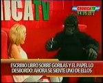 Anabela Ascar entrevista al gorila escritor 2/4