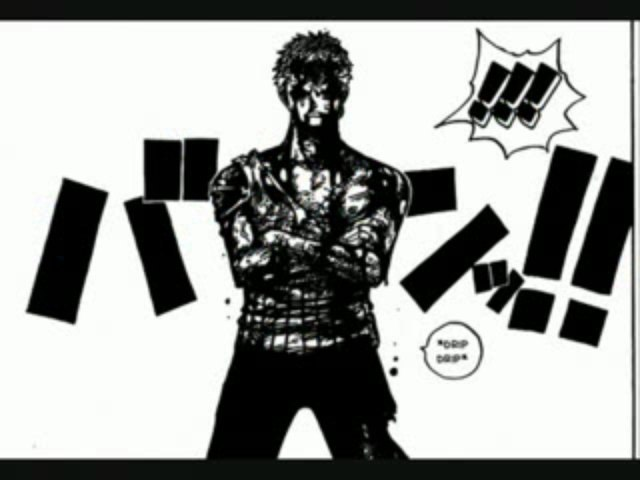 One piece soundtrack  - Luffy`s Fierce Attack