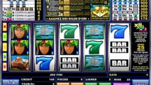 Iceland bingo slots