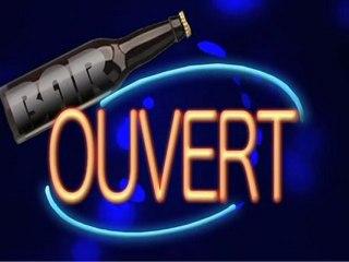 Bar Ouvert à l'APP Molson Dry de Montréal