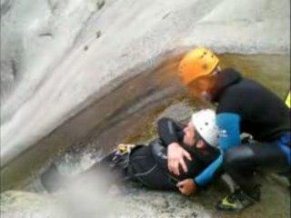 Canyoning Purcaraccia