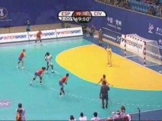 Jiangsu 2009 Spain - Côte d'Ivoire
