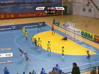 Jiangsu 2009 France - Brasil