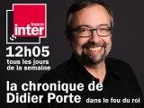 Didier Porte répond aux auditeurs - La chronique de Didier Porte