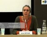 Josie Riffaud 2/2 au Forum Copenhague d'Europe Ecologie