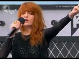Florence & The Machine - Dog Days Are Over (Live @ T4)