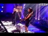 La Grande Sophie et Karin Clercq en duo sur Hot Stuff