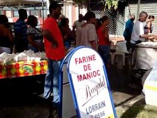 Cassaves ou Kassav' Galettes de Manioc à la Martiniquaise