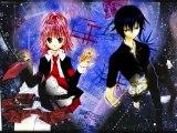 Musique d'amour Twilight - Montage Mangas