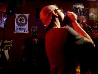 Vidéo (à La Chimère, Lille - le 05-12-2009) de Teenage Wasteland