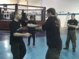 Knife Self Defense - Russian Martial Art - Systema SpetsNaz