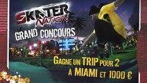 Jeu concours Gameloft Skater Nation
