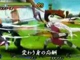Naruto Shippuden : Narutimate Accel 3 - Extraits Combats