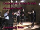 Ensemble de flûtes de CRD de Villefranche de Rouergue
