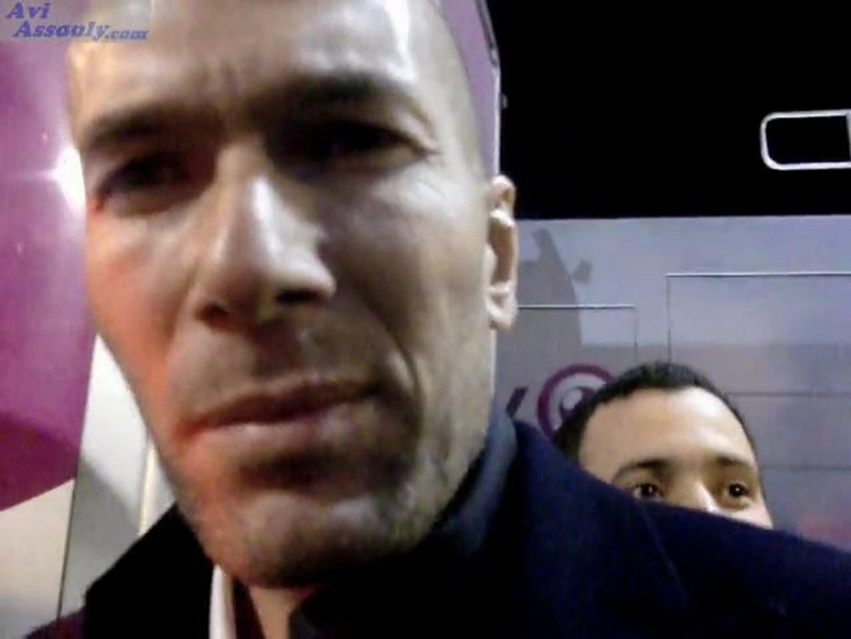 Exlusif: Zinedine Zidane au Vélodrome