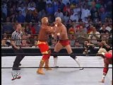 TT Championship Billy & Chuck vs Edge & Hulk Hogan part2