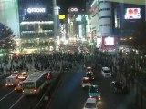Passages piéton, Shibuya
