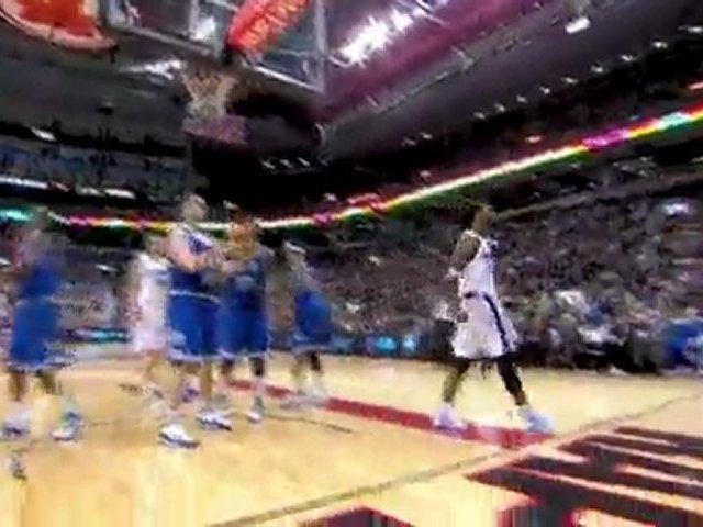 NBA Chris Bosh Highlights