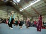 danse les pieux (indienne)