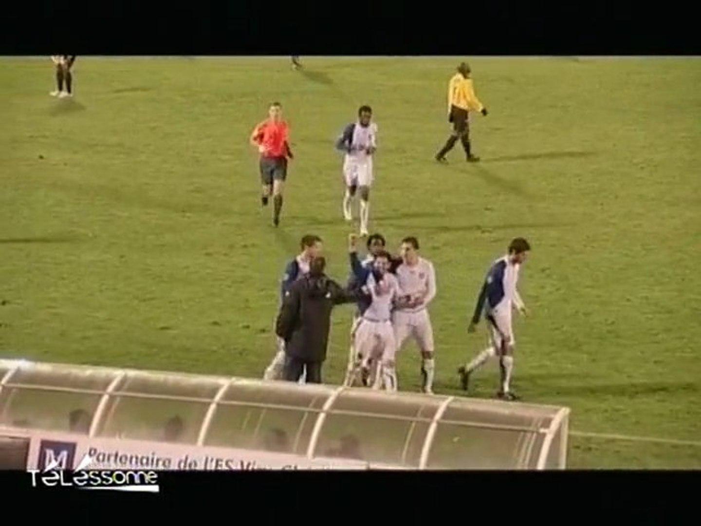 Foot/CFA : ES Viry - Auxerre (2-6)