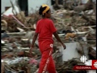 Tsunami : le témoignage d'un survivant