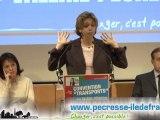 Convention transport extrait du discours de Valérie Pécresse