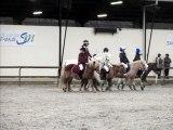 Concours de pony games du 29/11/09 à Marolles en Brie.