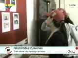 CICPC libera a secuestradas en Zulia y captura