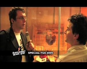 Le SWE au TGS 2009 : Interview Thibault Du Chélas