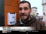 Des boites aux lettres pour les Sans-abris (Lyon)
