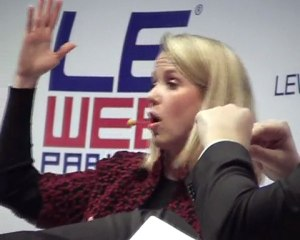 LeWeb'09 : Marissa Mayer, Google et la news strategy