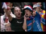 La marseillaise sifflée lors du match France/Tunisie