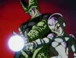 Tribute Freezer et cell AMV dragon Ball Z combat Sangoku