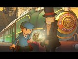 Professeur Layton Soundtrack - The History of the Village HQ