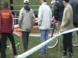 championnat Rhône Alpes cyclocross junior 2009