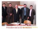 1ère table ronde à Béziers