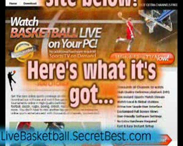 Watch Live NBA Basketball