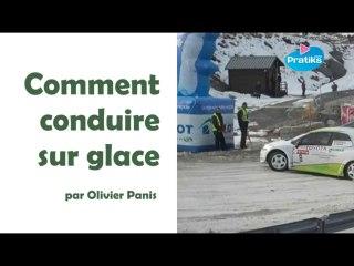 Comment conduire sur glace par Olivier Panis