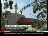 11/12/09 Mosquée en Palestine Vandalisée par des colons
