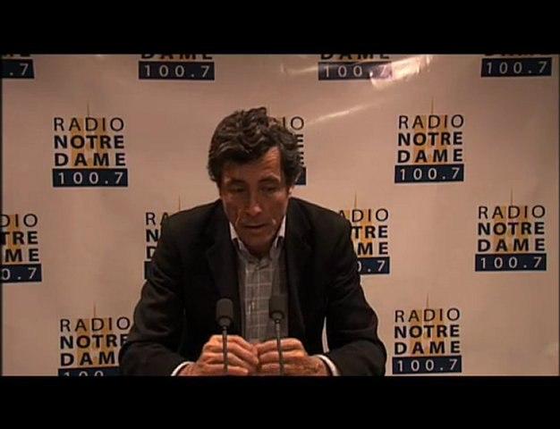 Courrier des auditeurs - Radio Notre Dame - 12/12/2009