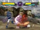 Naruto Gekitô Ninja Taisen! 4-Combat Naruto contre Sasuke
