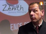 Bilan 2009 du Zénith d'Amiens
