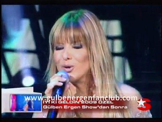 Gülben Ergen - Milat (TİM Konseri 2008)