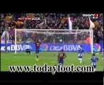 IBRAHIMOVIC 1-0 FC BARCELONE ESPANYOL BARCELONE