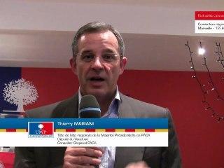 Message de Thierry Mariani aux Jeunes Pop' du Var