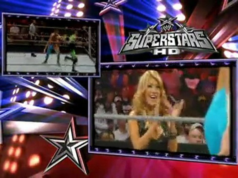WWE Superstars - 03.12.2009 - Zack Ryder vs. The Hurricane