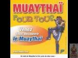 Décomposition d'un cours de Muay Thaï 3 ième partie