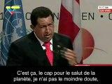 Le discours de Hugo Chavez à Copenhage partie 2